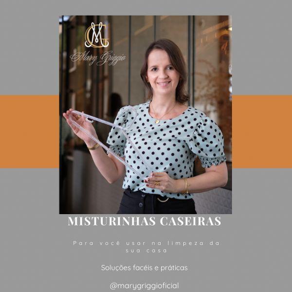 Imagem principal do produto MISTURINHAS CASEIRAS
