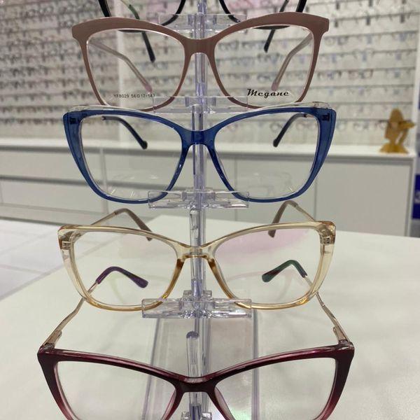 Imagem principal do produto armação de óculos de grau feminino 2021
