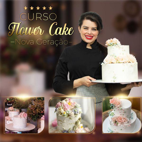 Imagem principal do produto FLOWER CAKE NOVA GERAÇÃO BT