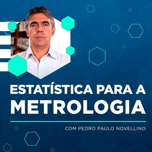 Imagem principal do produto Estatística para a Metrologia