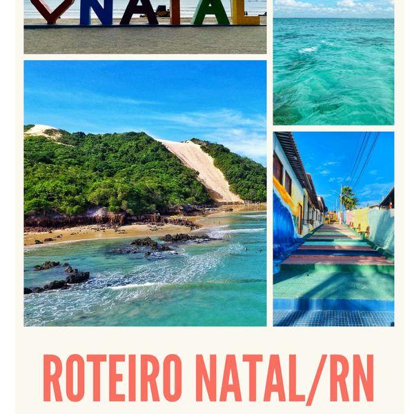 Imagem principal do produto Guia Completo/Roteiro de Natal/RN