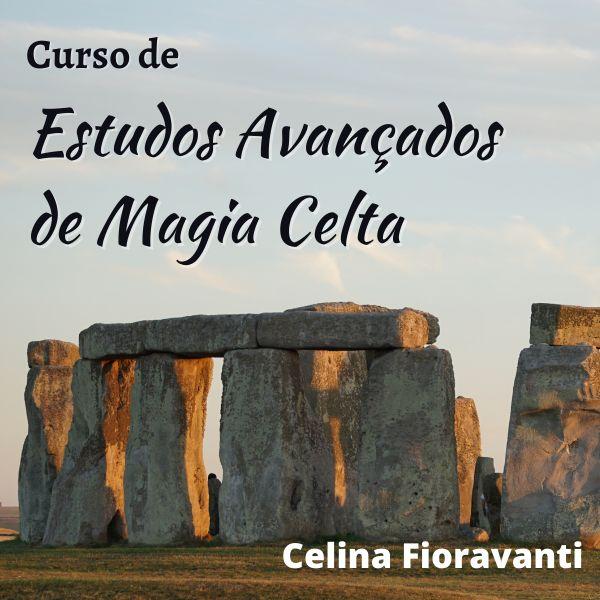 Imagem principal do produto Estudos Avançados de Magia Celta