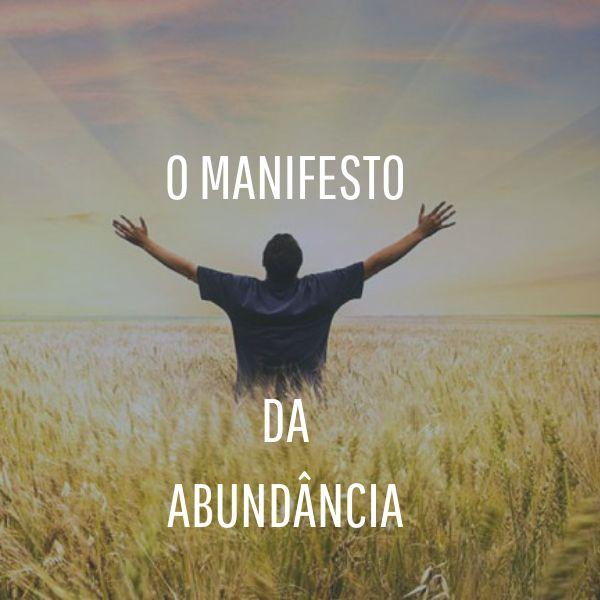Imagem principal do produto O Manifesto da Abundância