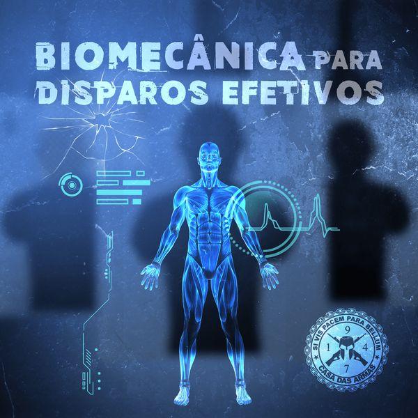 Imagem principal do produto Biomecânica para Disparos Efetivos  - Casa das Armas