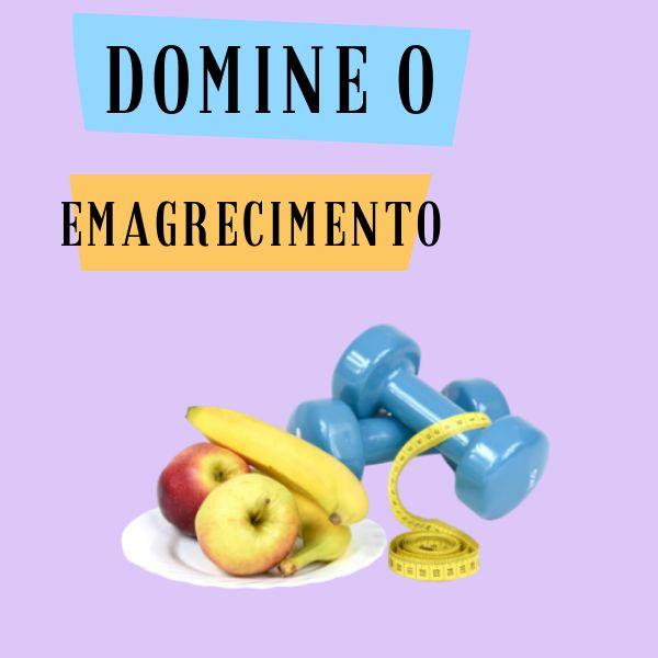 Imagem principal do produto Domine o Emagrecimento.