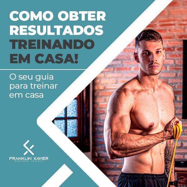 Imagem principal do produto Como obter resultados treinando em casa!