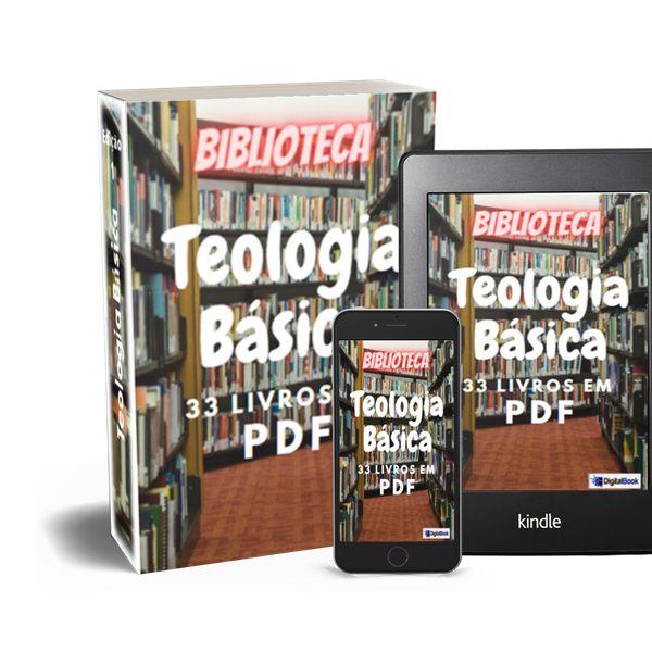 Imagem principal do produto BIBLIOTECA TEOLOGIA BÁSICA