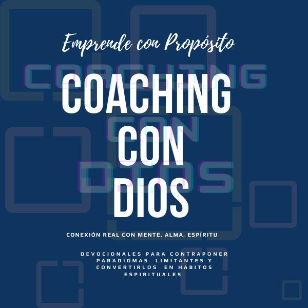 Imagem principal do produto COACHING CON DIOS