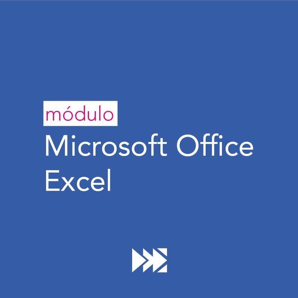 Imagem principal do produto Módulo Excel