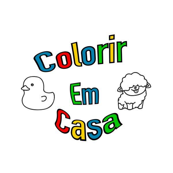 Imagem principal do produto Colorir em casa