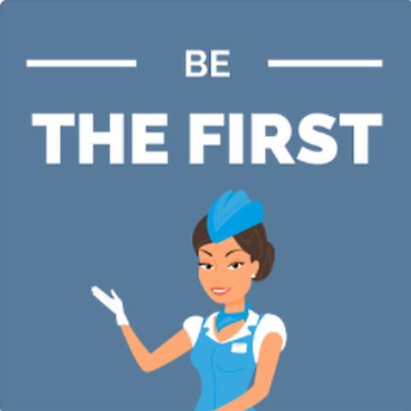 Imagem principal do produto BE THE FIRST