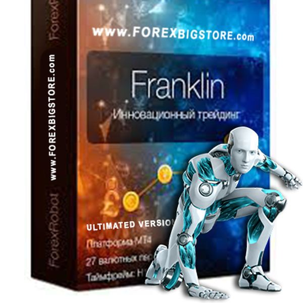 Imagem principal do produto Forex Expert Advisor AvtomatFX Franklin Ultimate