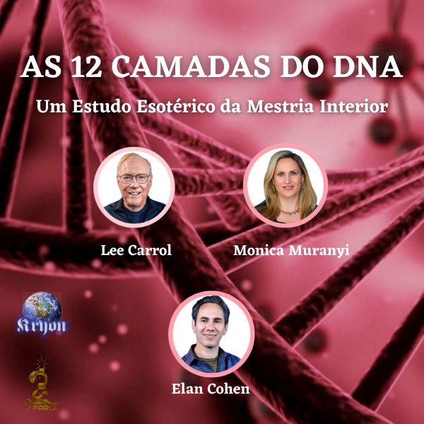 Imagem principal do produto As Doze Camadas do DNA