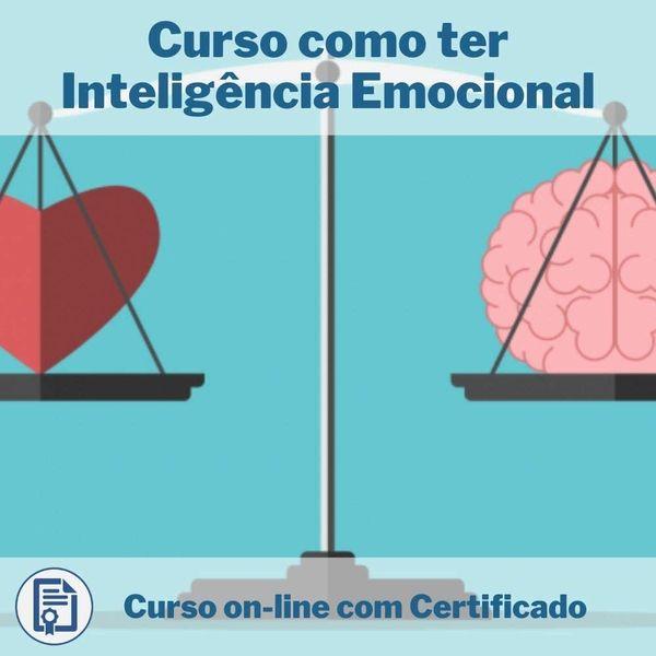 Imagem principal do produto Curso Inteligência Emocional