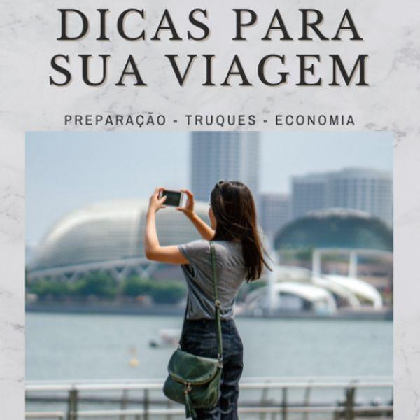 Imagem principal do produto Dicas para sua Viagem