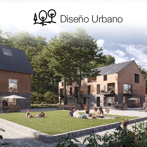 Imagem principal do produto Curso de Diseño Urbano, Planificación y Paisaje.
