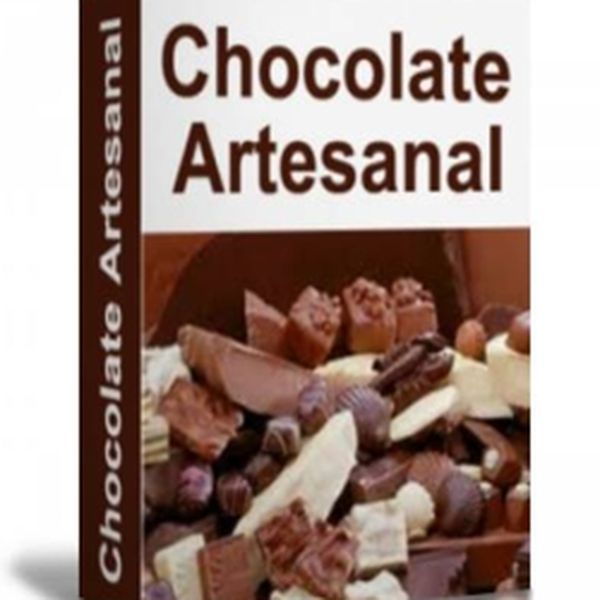 Imagem principal do produto CURSO CHOCOLATE ARTESANAL PASSO A PASSO (E-BOOK PLR)