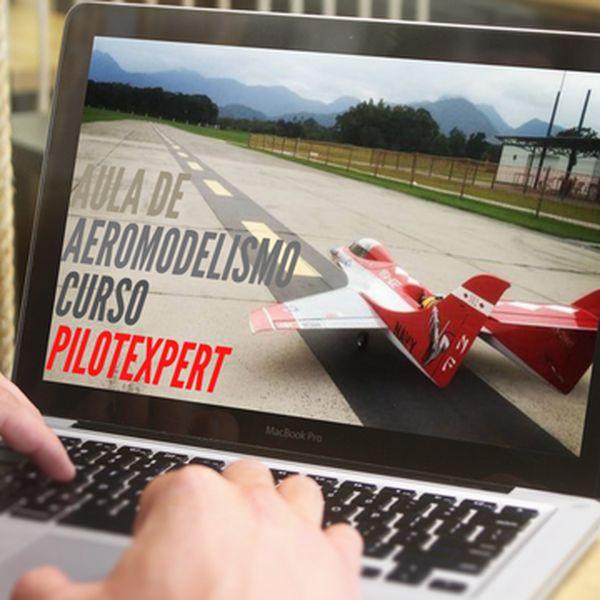 Imagem principal do produto Aeromodelismo - De Zero à Piloto em 30 Dias - Pilot Expert com P30/TAA