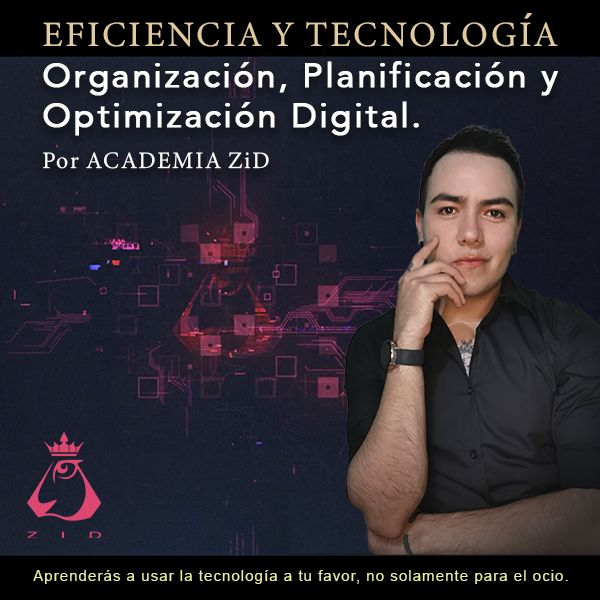 Imagem principal do produto Master Eficiencia y Tecnología - OFERTA DE APERTURA - $29 USD