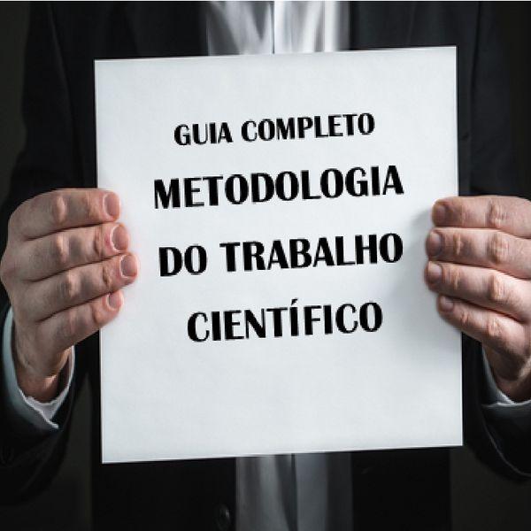 Imagem principal do produto Guia Prático  - Metodologia do Trabalho Científico