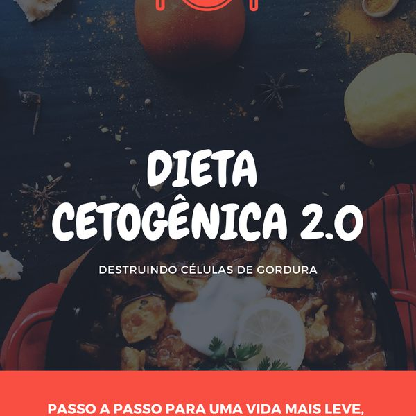 Imagem principal do produto Dieta Cetogênica 2.0