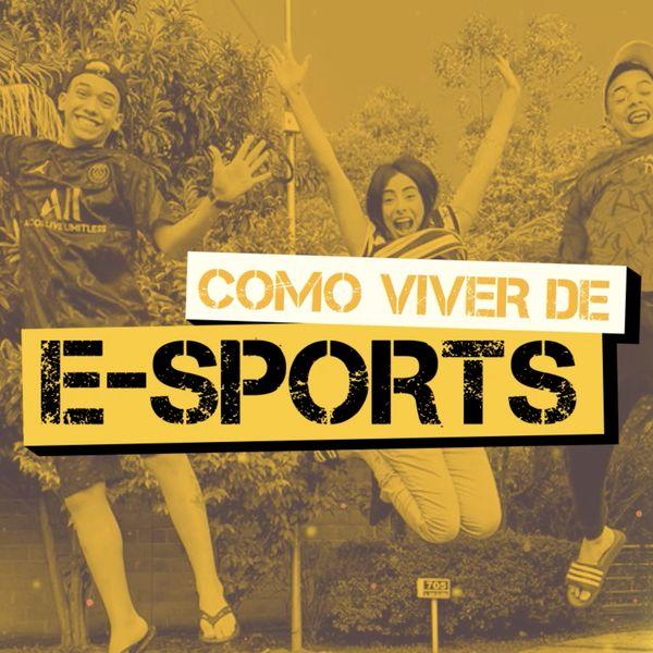 Imagem principal do produto Formação Profissional E-Sports Expert