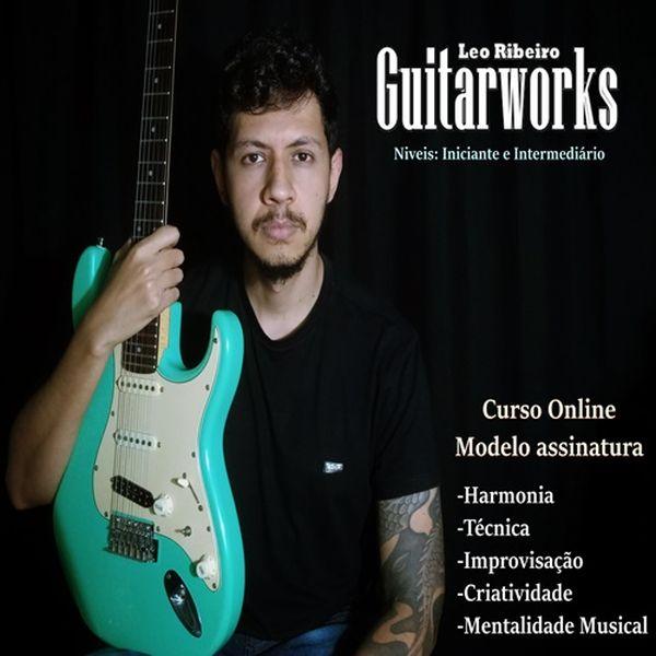 Imagem principal do produto Guitarra Online - Guitarworks