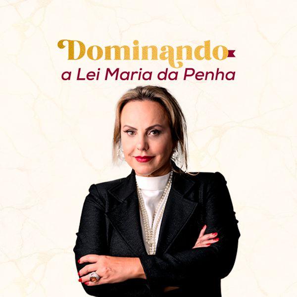 Imagem principal do produto Dominando a Lei Maria da Penha