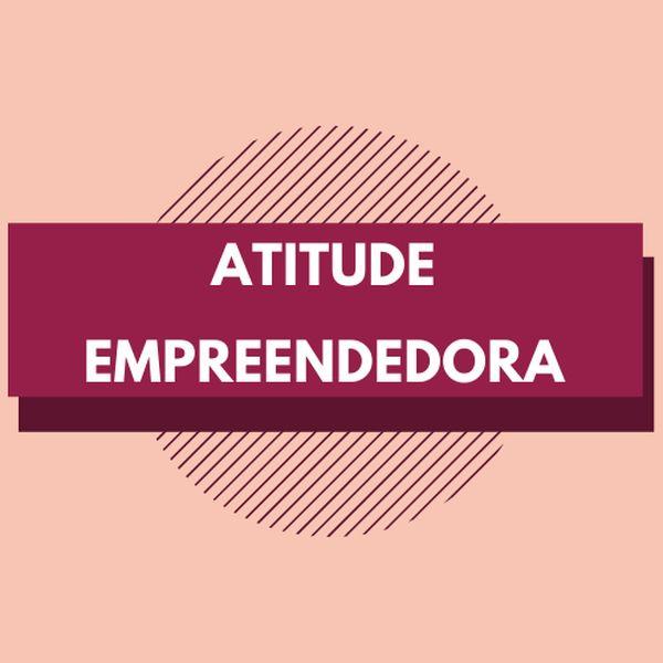 Imagem principal do produto Atitude Empreendedora