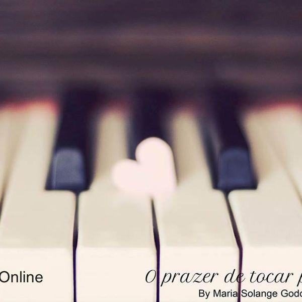 Imagem principal do produto O PRAZER DE TOCAR PIANO
