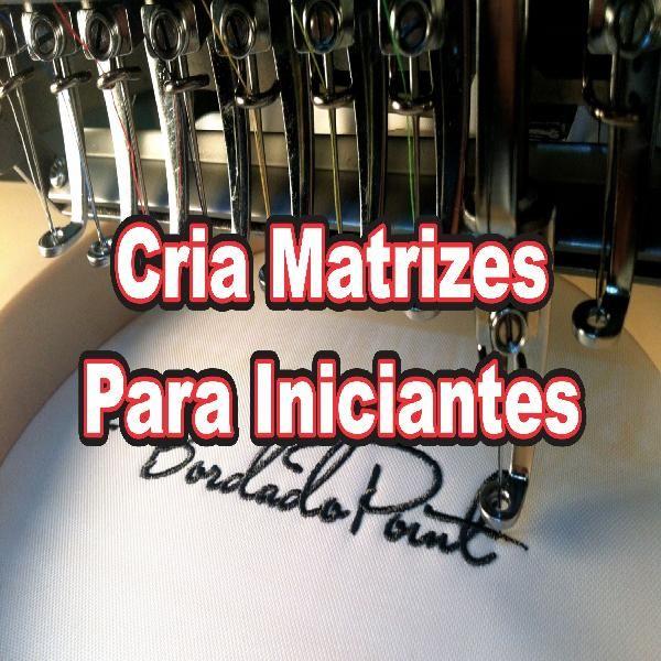 Imagem principal do produto CRIAR MATRIZES PARA INICIANTES