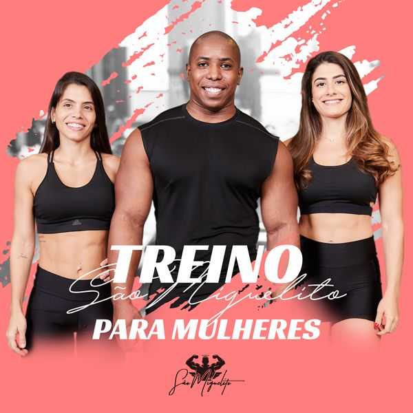 Imagem principal do produto TREINO SÃOMIGUELITO | PARA MULHERES