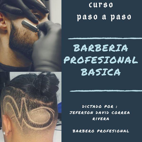 Imagem principal do produto BARBERIA  PROFESIONAL BASICA