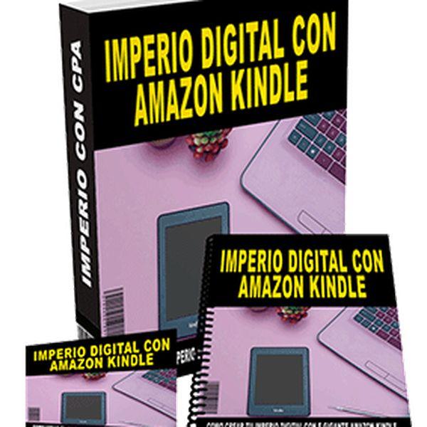 Imagem principal do produto Imperio Digital Con Amazon Kindle