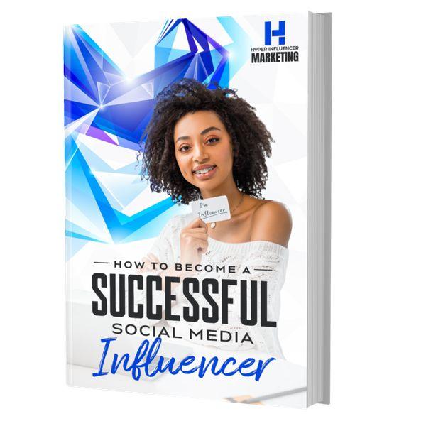 Imagem principal do produto How to become a successful social media influencer