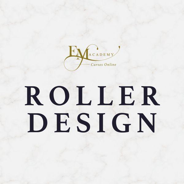 Imagem principal do produto Curso On Line Roller Design