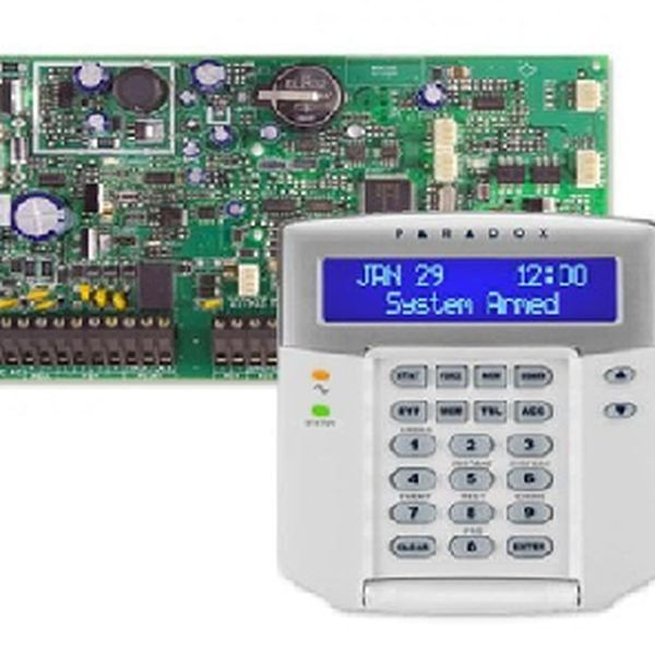Imagem principal do produto Gurutec & Gurutec treinamento Sistema Paradox EVO 192 - EVO 48.
