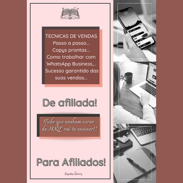 Imagem principal do produto Estratégias de vendas para Afiliados