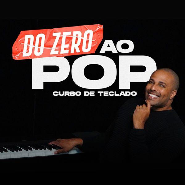 Imagem principal do produto Do ZERO ao POP - Curso de teclado