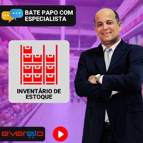 Imagem principal do produto Bate Papo com Especialista - Inventário de Estoque