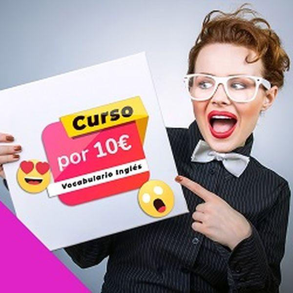 Imagem principal do produto Curso Vocabulario Inglés