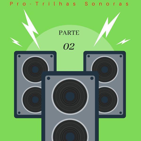 Imagem principal do produto Evek - Pacote Professional Pro - Trilhas Sonoras - Parte 02