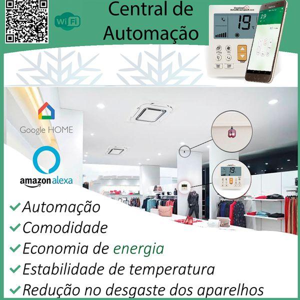Imagem principal do produto Automação Para Ar-condicionado 2.0