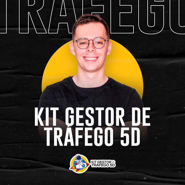 Imagem principal do produto Kit Gestor de Tráfego