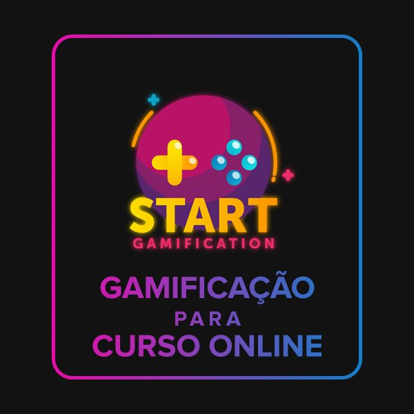 Imagem principal do produto GAMIFICAÇÃO PARA CURSO ONLINE