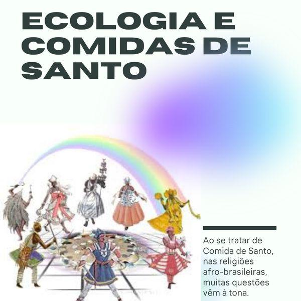 Imagem principal do produto Ecologia e Comidas de Santo