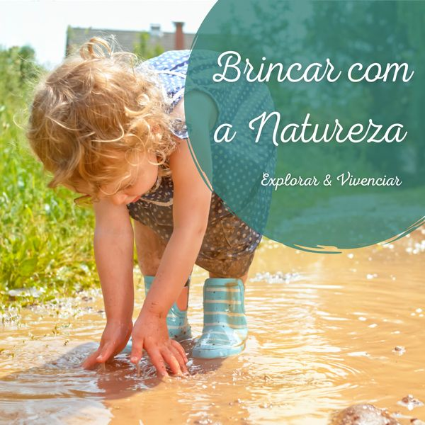 Imagem principal do produto BRINCAR COM A NATUREZA