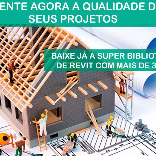 Imagem principal do produto +50.000 FAMÍLIAS DE REVIT - MEGA BIBLIOTECA PERSONALIZADA