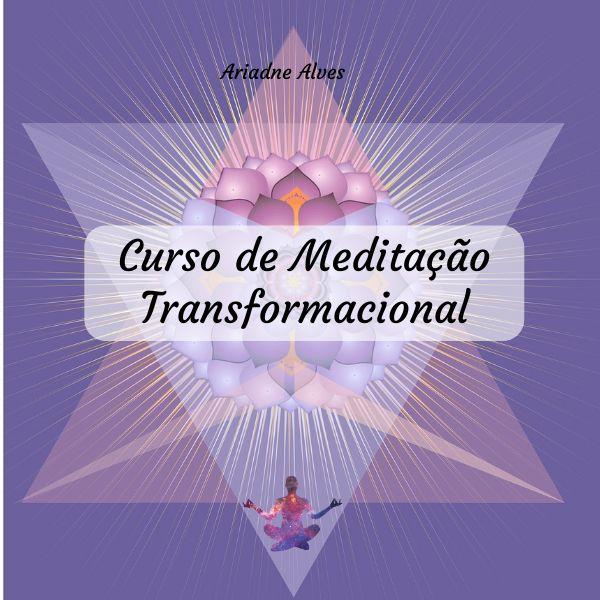 Imagem principal do produto Curso de Meditação Transformacional