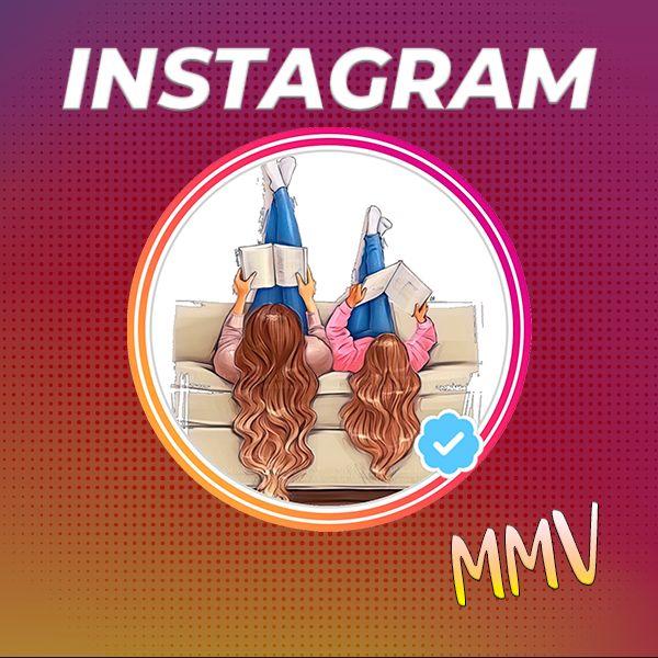 Imagem principal do produto Instagram MMV